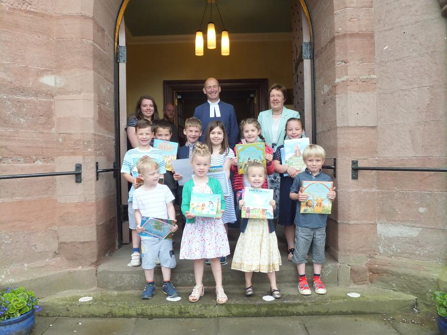 APC Sunday School prizegiving 2017