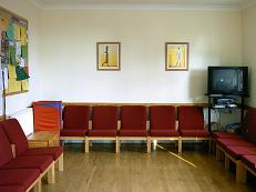 Alyth Parish Church Lounge