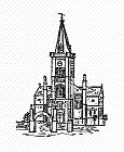 Sketch of Alyth Parish Church