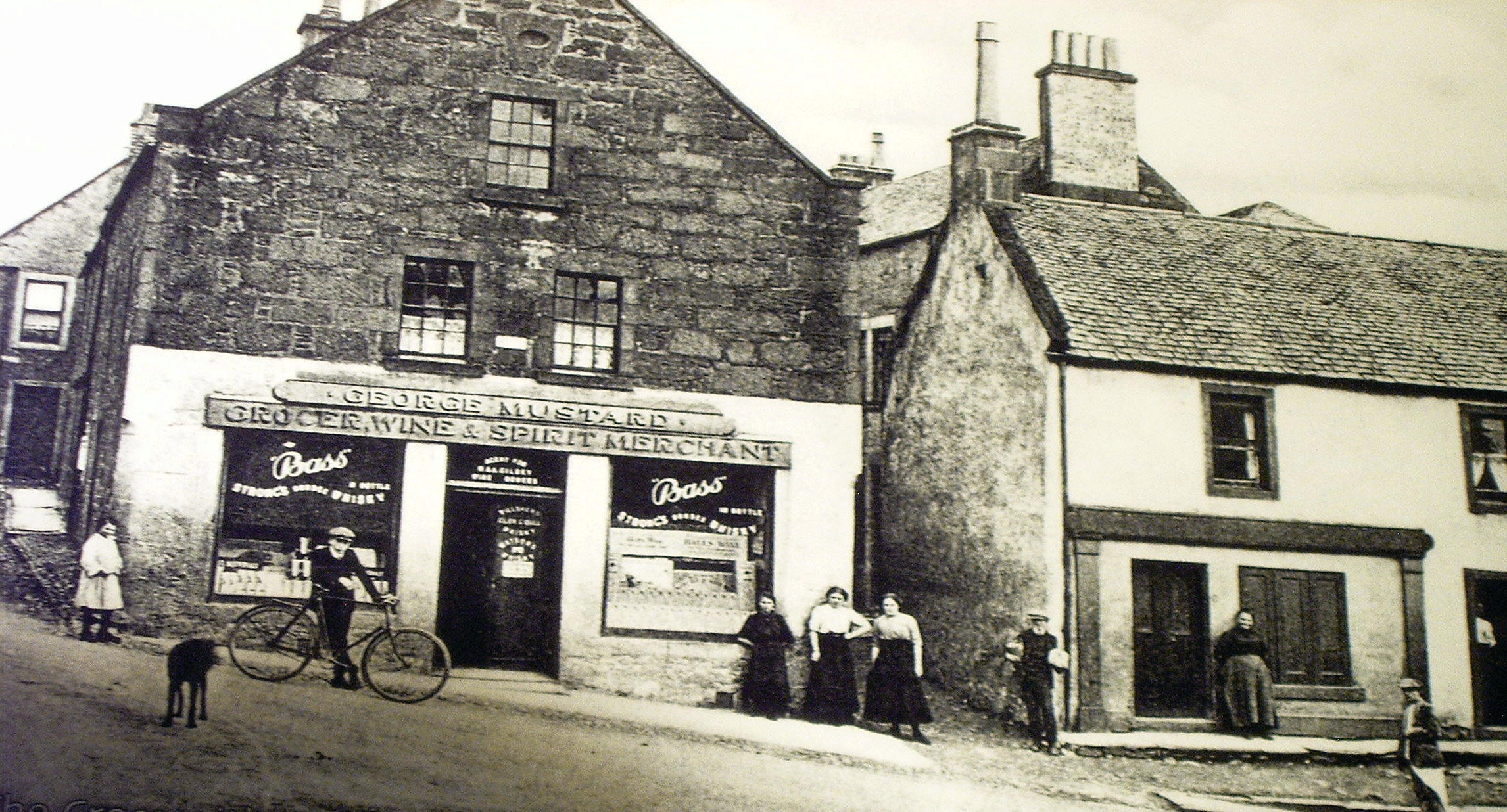 The Cross, Alyth 1902